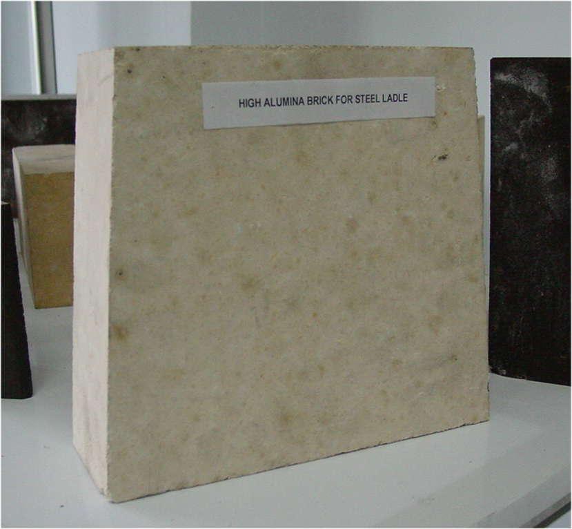 High Alumina Brick : High alumina