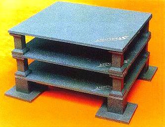 Silicon Carbide Nano Powder Substrate Kiln Furniture