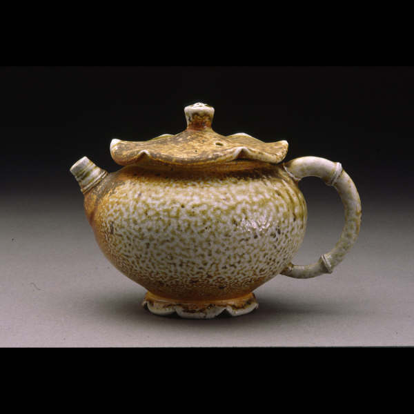 Photo: lotus teapot